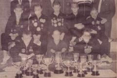 1961 Penguin Club Champions