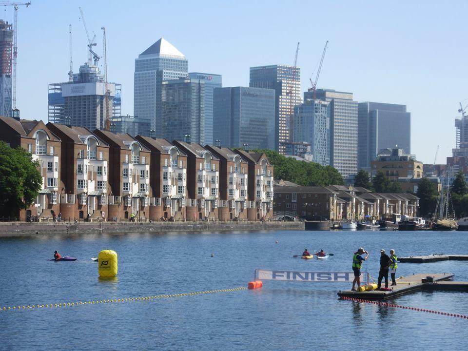 Surrey Docks