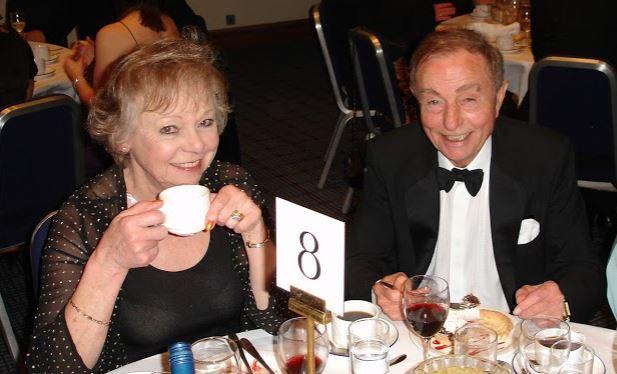 Derek and Jan Roberts